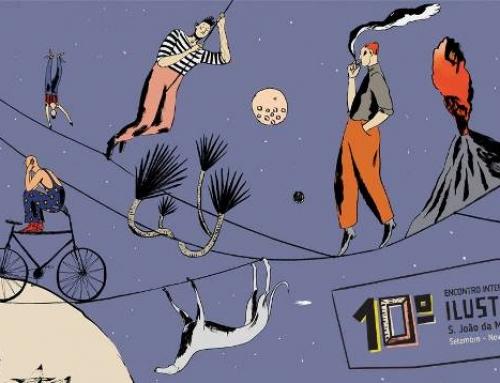 10.º Encontro Internacional de Ilustração de S. João da Madeira