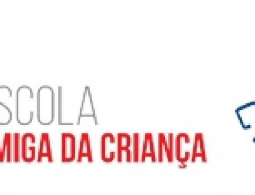 """JI das Travessas foi distinguido com o selo """"Escola Amiga da Criança"""""""