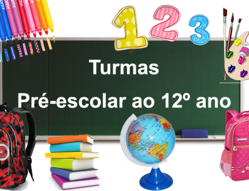 Turmas 2018-2019