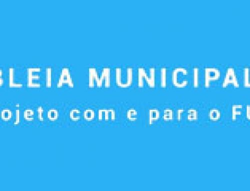 Assembleia Municipal Jovem – apresentação de listas