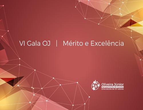 VI Gala de Mérito e Excelência do Agrupamento de Escolas Oliveira Júnior