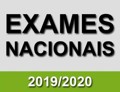 Exames e provas 2020