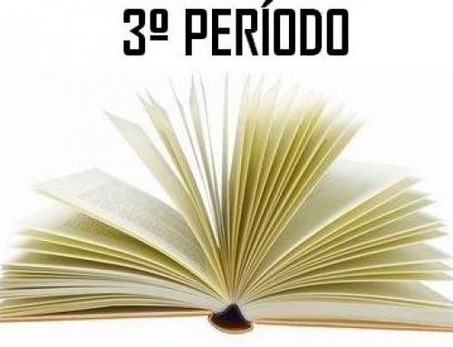 Informações sobre Início do 3.º período