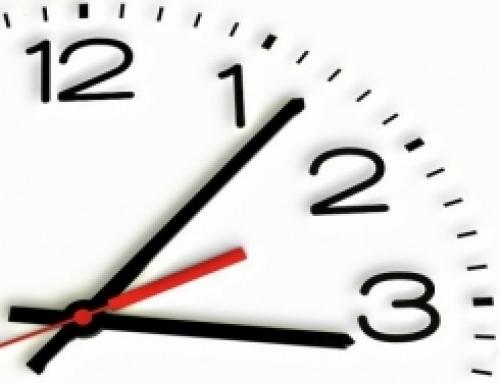 Aviso: horários de funcionamento das atividades letivas 2020-21