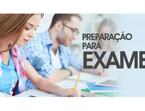Aulas para preparação de provas/exames finais nacionais: dia 23 de junho