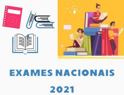 Exames e provas 2021