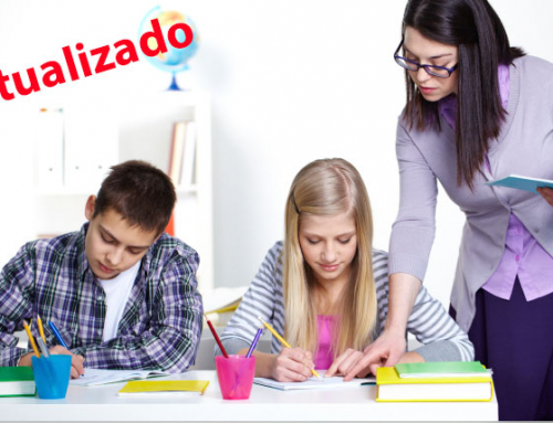 Aulas para preparação de provas/exames finais nacionais